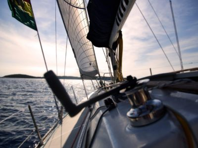 Yachtcharter Deutschland Segelboot