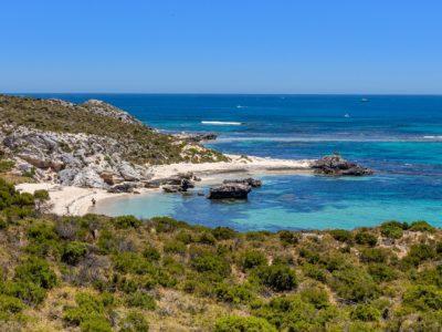 Yachtcharter Australien Strand
