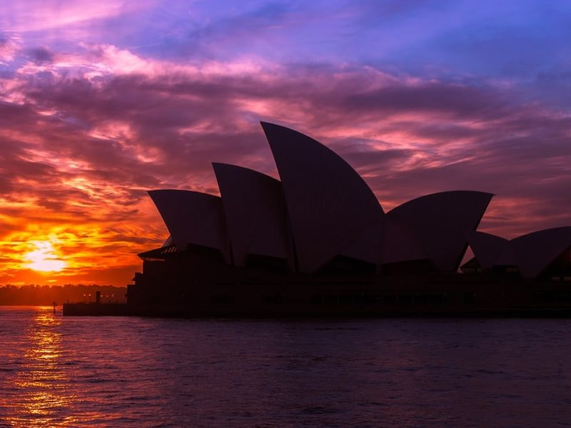 Yachtcharter Australien Titelbild