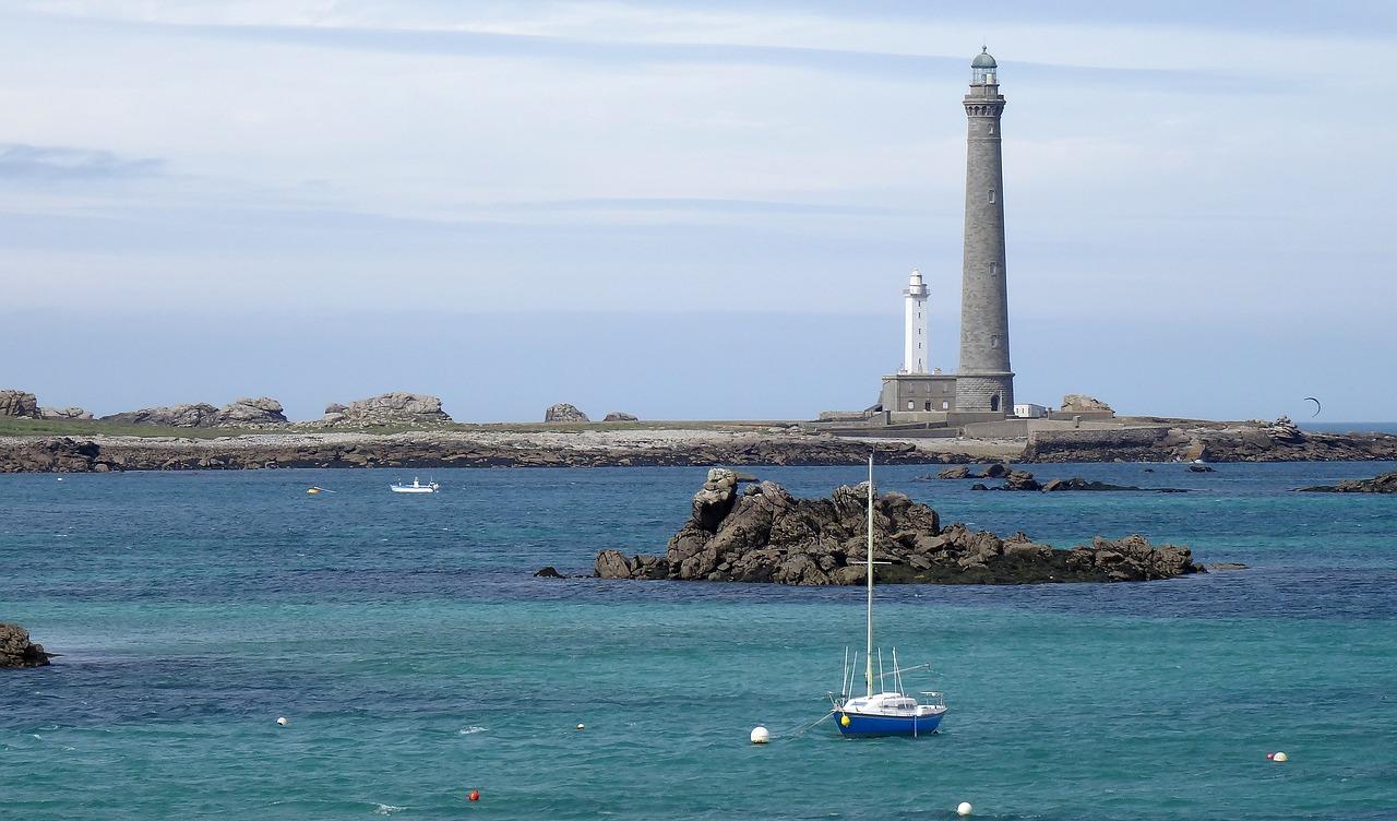 Yachtcharter Frankreich Leuchtturm