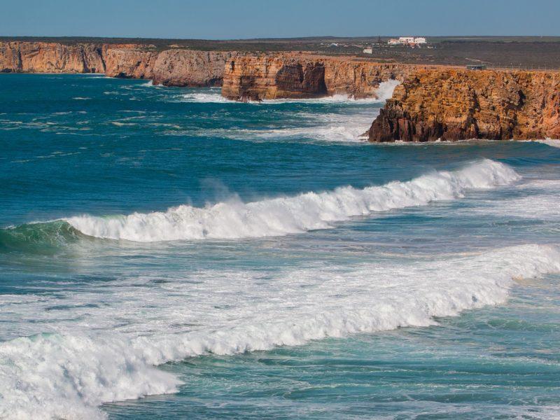 Yachtcharter Portugal Klippen