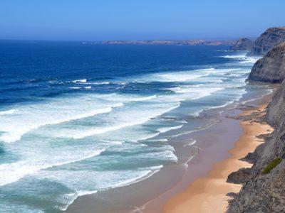 Yachtcharter Portugal Strand
