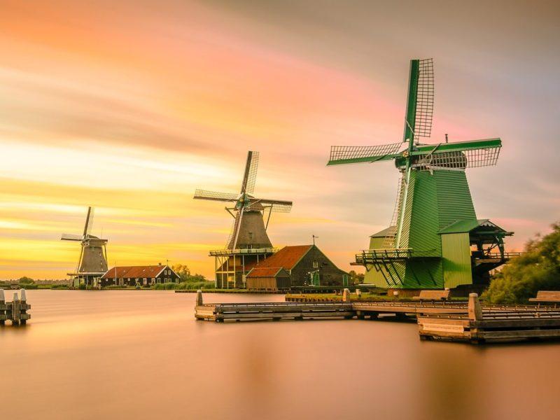 Yachtcharter Niederlande Titelbild