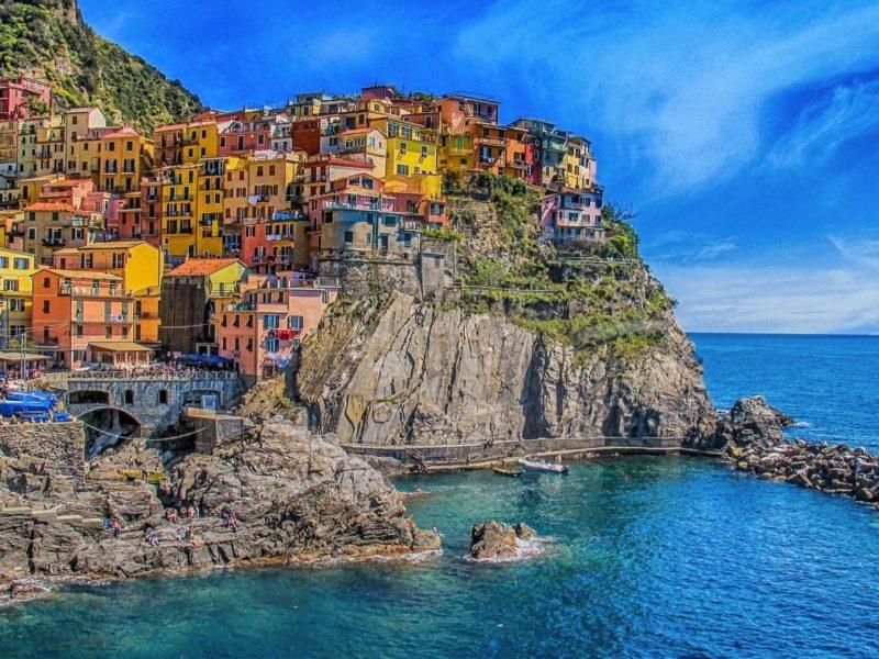 Yachtcharter Italien Titelbild