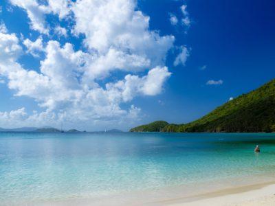 Yachtcharter Karibik Strand