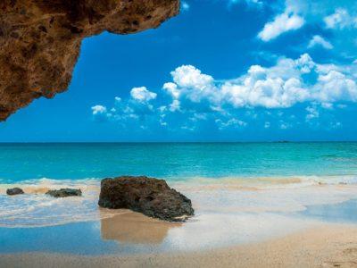 Yachtcharter Griechenland Strand