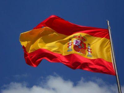 Yachtcharter Spanien Flagge